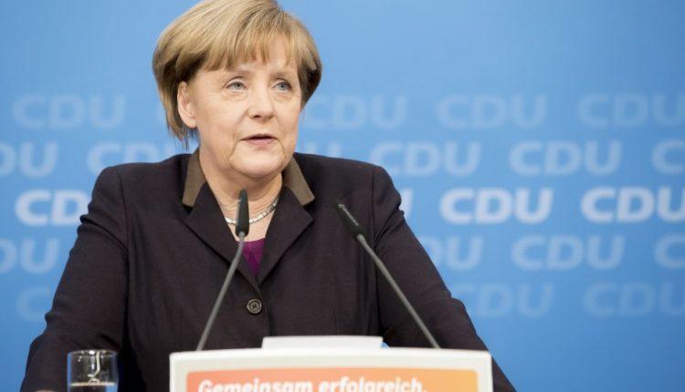 Merkel prisaikdinta ketvirtai kadencijai Vokietijos kanclerės poste