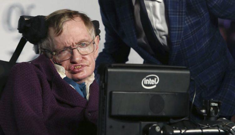 Didžiosios Britanijos karalienė Elizabeth pareiškė užuojautą dėl S. Hawkingo mirties